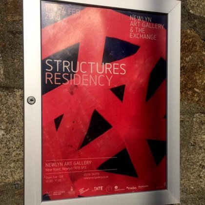 Structures Recidency 2018